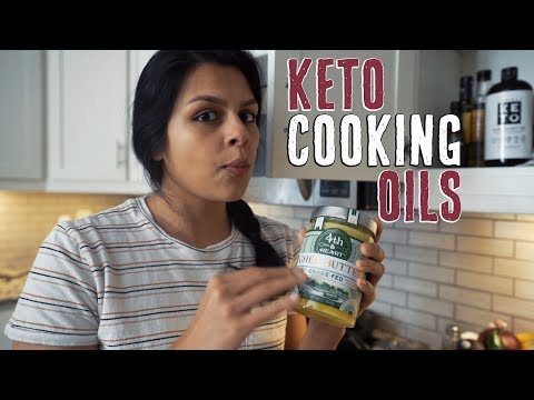 The BEST And WORST Keto Cooking Oils