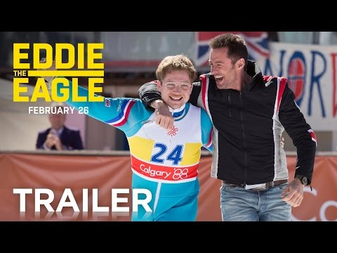 Trailer film Eddie the Eagle