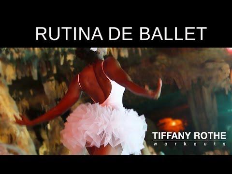 10 Min. Rutina de Ballet para las Bellezas!