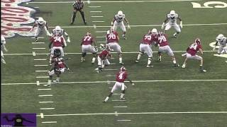 Blake Sims vs West Virginia (2014)
