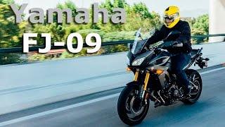 7. Yamaha FJ09 2015 - ideal para carretera no tanto ciudad | Autocosmos