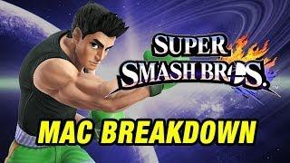 Little Mac Breakdown by Maximilian (Super Smash Bros Wii U)