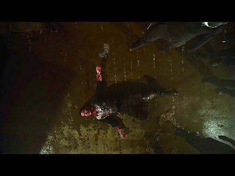 The Punisher vs Jigsaw's/Billy Russ0 Gang Season 2 Fight Scene 2x10 Netflix (HD)