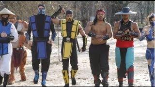 Video Mortal Kombat VS Street Fighter: EPIC DANCE BATTLE!! MP3, 3GP, MP4, WEBM, AVI, FLV Mei 2017