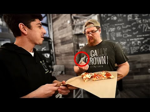I Tipped The Chef $1,000 & What He Did Will SHOCK YOU...