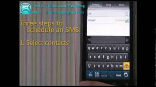Easy SMS  Chinese Knot theme YouTube video