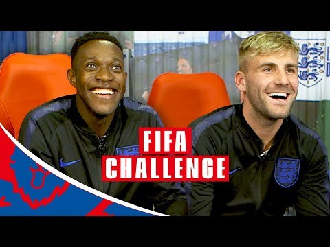 "FIFA 19: Welbeck Vs Shaw | ""Bare Button Bashing!"" 