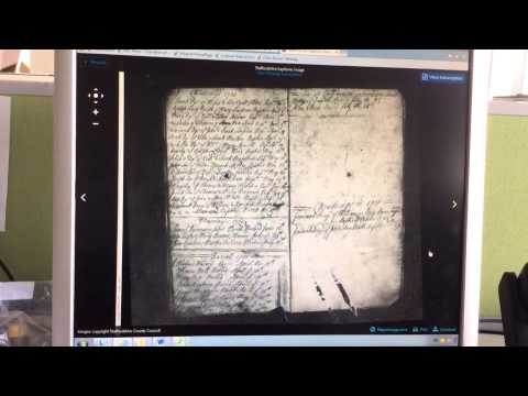 Introduction to Staffordshire Findmypast