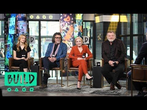 """Brendan Gleeson, Holland Taylor, Justine Lupe & Jack Bender Talk """"Mr. Mercedes"""""""