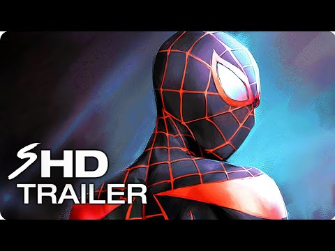 Video SPIDER MAN: Into The Spider Verse - Official Trailer #1 (2018) Marvel Sony Movie HD download in MP3, 3GP, MP4, WEBM, AVI, FLV January 2017