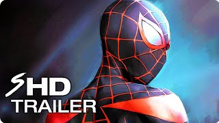 Video SPIDER MAN: Into The Spider Verse - Official Trailer #1 (2018) Marvel Sony Movie HD MP3, 3GP, MP4, WEBM, AVI, FLV Mei 2018