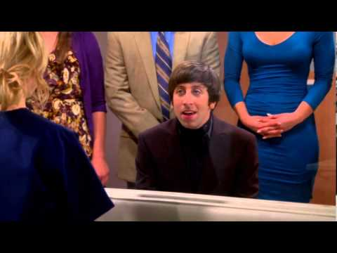 "Bernadette Song - Big Bang Theory, ""The Romance Resonance"" (720p)"