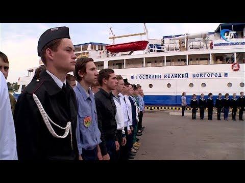 В Морском центре капитана Варухина завершается летняя навигация
