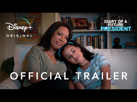 Diary of a Future President   Official Trailer   Disney+