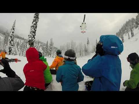 CMH Monashees Heli Skiing