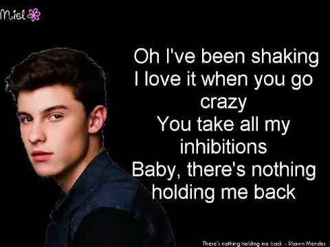 There's Nothin' Holding Me Back - Shawn Mendes / LYRICS
