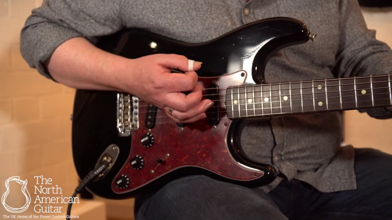 Macmull Diamond Superlight S-Classic Electric Guitar Played By Ben Smith (Part Two)