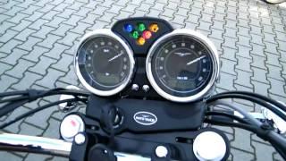 1. Moto Guzzi Nevada 750 2010 Motorrad