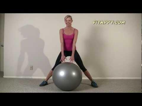"""Body Sculpture 18"""" Gym Ball (Pink)"""