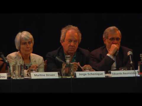 Seminario Alexander Schejtman (bloque 2) / Discusión Panel Economía Campesina
