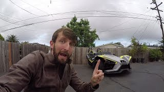 7. 2017 Polaris Slingshot SLR LE – MC Commute