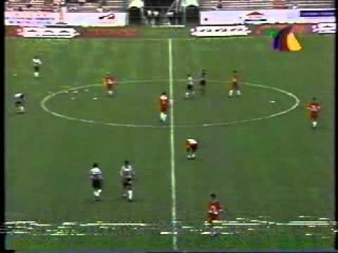 TOROS CELAYA - Una joyita de video, Resumen del juego por el Torneo de Copa México 1996 (TOROS NEZA LLEGARIA A LA FINAL VS CRUZ AZUL), Cd. Nezahualcoyotl, Edo Mex, Agosto d...