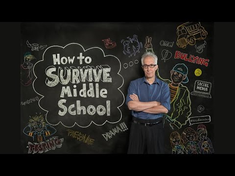 How To Survive Middle School Sensory-Friendly