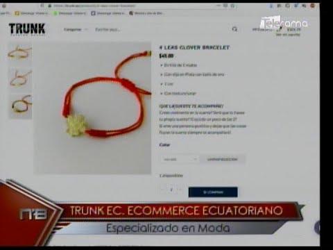 Trunk Ec, Ecommerce ecuatoriano especializado en moda
