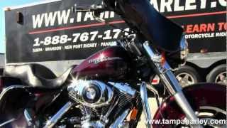 6. Used 2006 Harley-Davidson FLHX Street Glide Motorcycles for sale