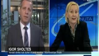 Intervistë me Igor Sholtes eurodeputetin 11.12.2018