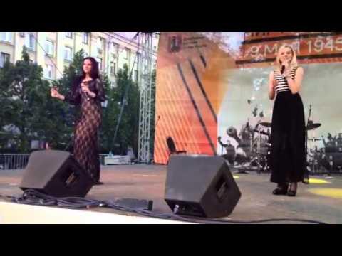 Концерт Радио Дача 09 мая 2014 - Тверская площадь