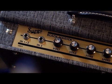 Doctor Guitar Episode 93 - Supro Black Magick