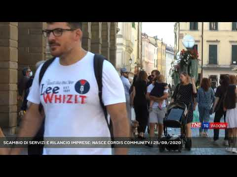 SCAMBIO DI SERVIZI E RILANCIO IMPRESE: NASCE CORDIS COMMUNITY | 25/09/2020