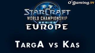 WCS EU Challenger - Day 3 - 1er BO - TargA vs Kas