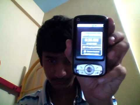 Android Booting on O2 Xda Atom using Haret.wmv