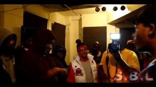 Spittaz Battle League | PGotti vs. Barzz McVay