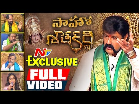 Gautamiputra Satakarni Team Exclusive Chit Chat