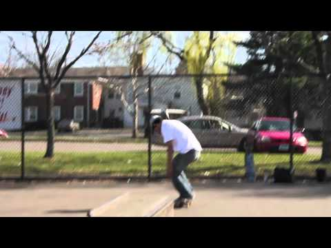 Box Session   Manchester SkatePark