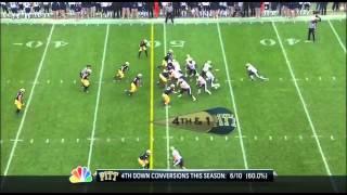 Ray Graham vs Notre Dame (2012)