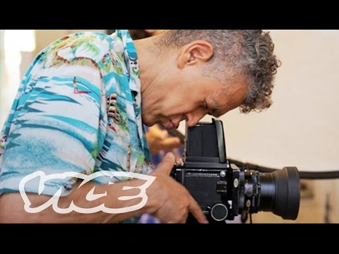 Serrano - Continue to part 2 here: http://bit.ly/Serrano-2 Andres Serrano has come a long way since submerging a crucifix in his own urine. We followed the controversi...