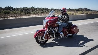 5. 2014 Indian Chief Motorcycles - Jay Leno's Garage