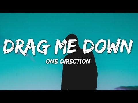 One Direction - Drag Me Down (Lyrics)