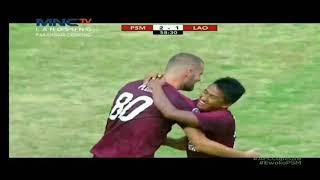 PSM MAKASSAR VS LAO TOYOTA FC - AFC CUP 2019