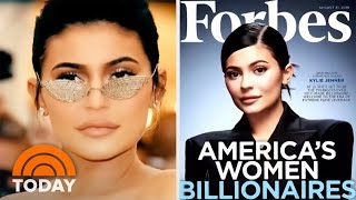 Kylie Jenner Claims Forbes' Youngest Self-Made Billionaire Spot | TODAY