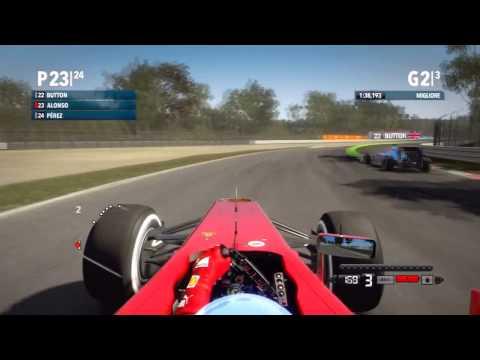 Gameplay Live – F1 2012: Il Ritorno del Pilota CiccioGamer89 HD ITA 720P