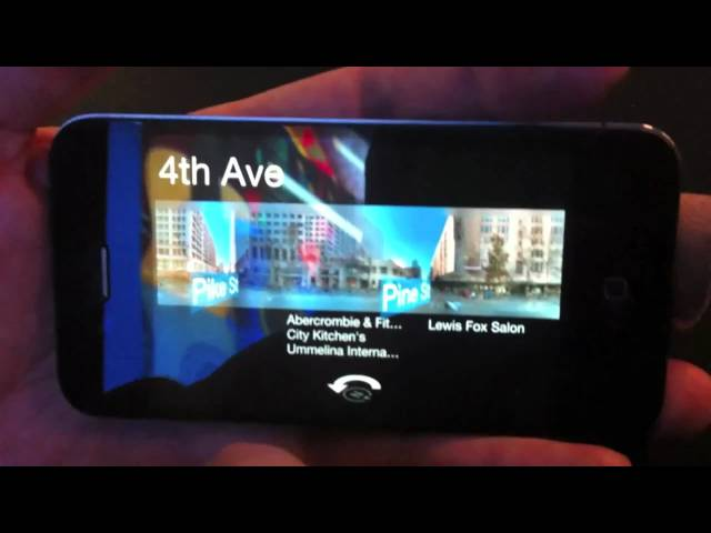 Bing's new things: Panorama maker, Streetside, Bing Vision