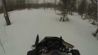 4. Ski-Doo Mach Z 1000 SDI 2006 (19-03-2013)