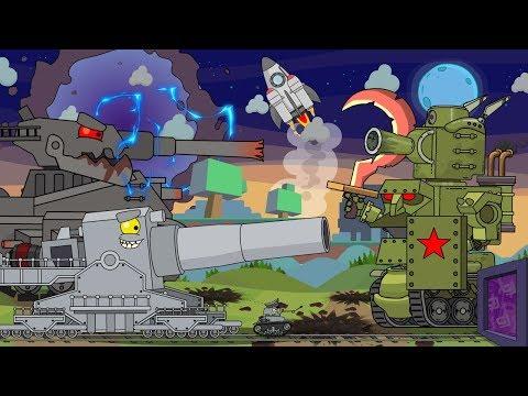 Все серии Секрет Сталина + бонусная концовка Мультики про танки