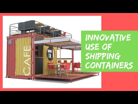 containers - Recycled shipping containers are now being used to solve a variety of purposes ranging from accommodation facilities to discotheques. Check out twenty six in...