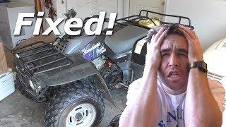 6. How to Diagnose and Fix an ATV that Wont Start: Kawasaki Bayou 300